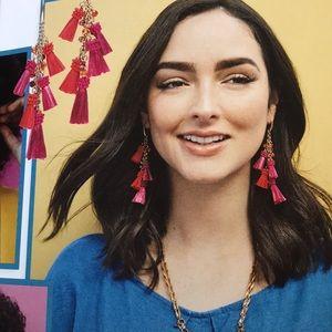 Chloe + Isabel Jewelry - Viva Tassel Earrings